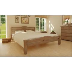 Кровать из массива дерева сосны Veronika Lux (Вероника Люкс)