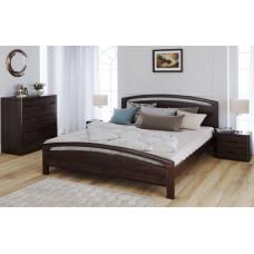 Кровать из массива сосны Бали