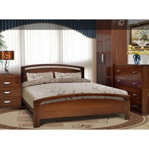 Кровать деревянная из массива Бали
