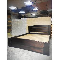 Кровать из массива сосны с ящиками Prestige Lux (Престиж Люкс)